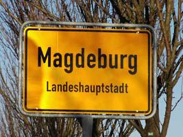 Willkommen in Magdeburg